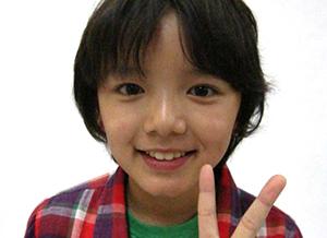 濱田龍臣 小学生