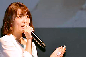 小林麻耶 講演