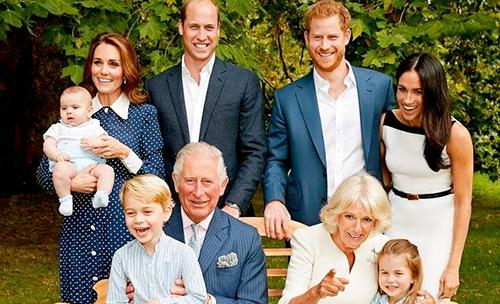 イギリス 王位継承順位