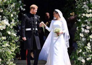 ヘンリー王子 結婚